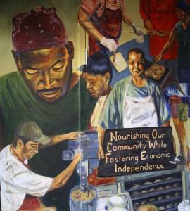 mural at HHBC