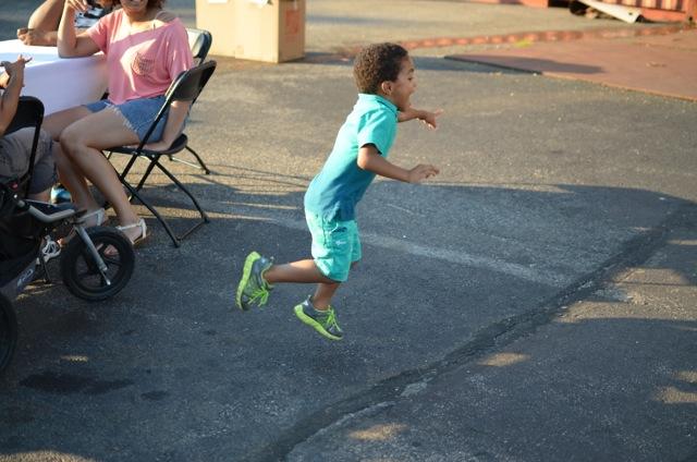 OCT 2014 Boy Jumping
