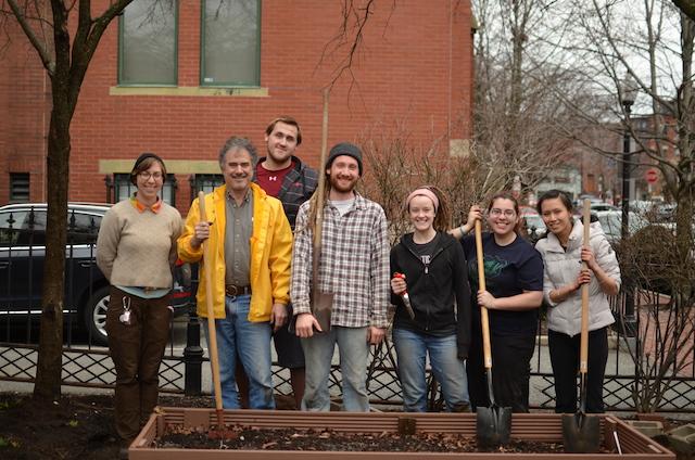 McKinley Garden Volunteers