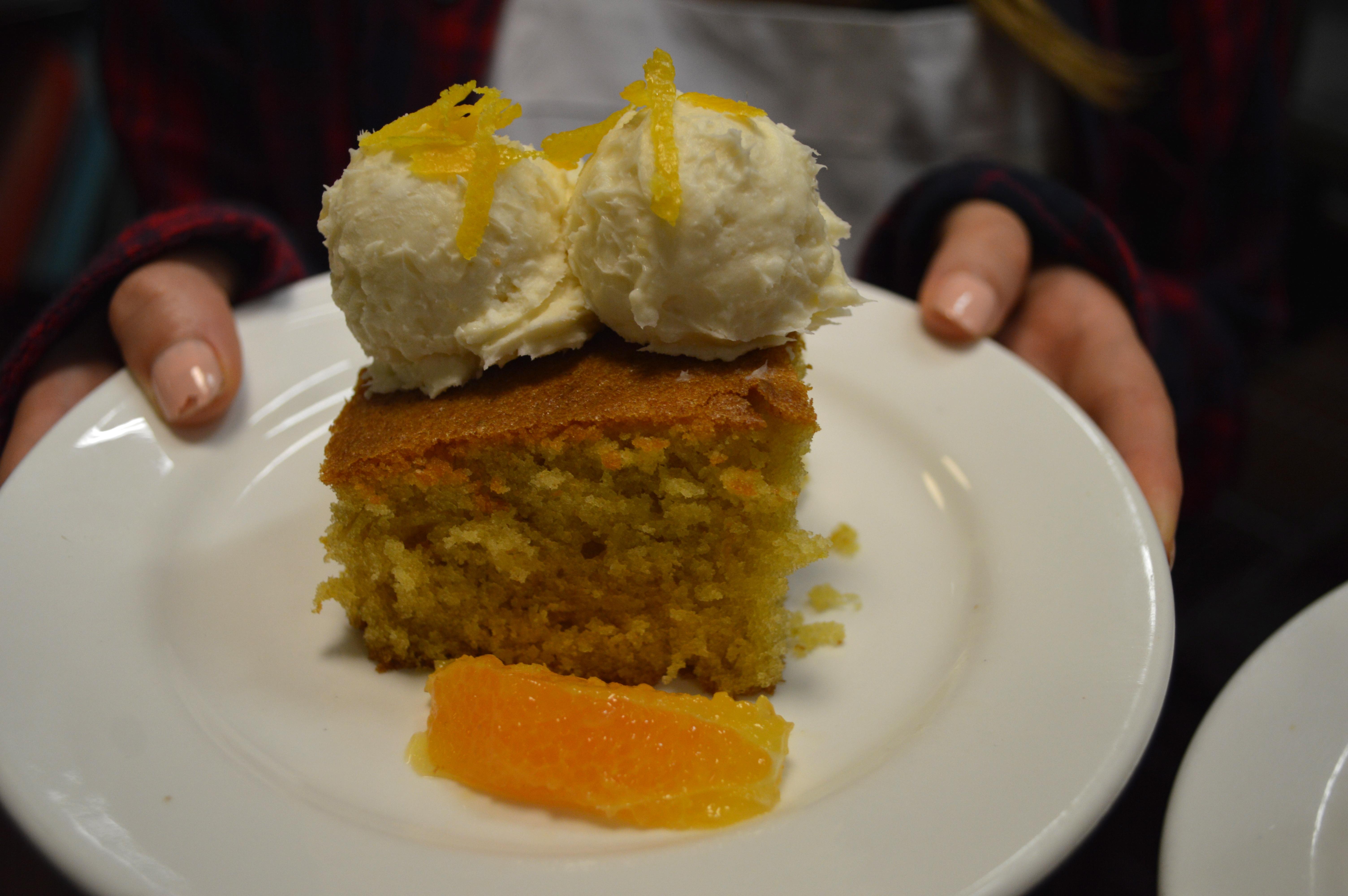 Community Tables Dessert